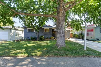 Single Family Home For Sale: 5309 Callister Avenue