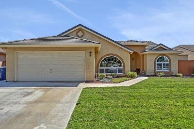Los Banos CA Single Family Home For Sale: $339,999
