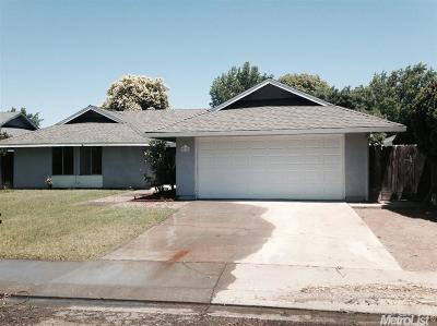 Modesto Single Family Home For Sale: 2816 Malaga Way
