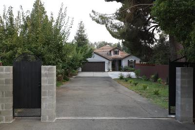 Citrus Heights Single Family Home For Sale: 7602 Community Drive