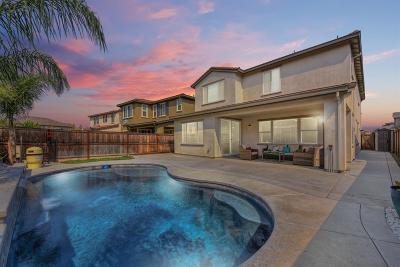 Elk Grove Single Family Home For Sale: 9847 Cape Verde Drive