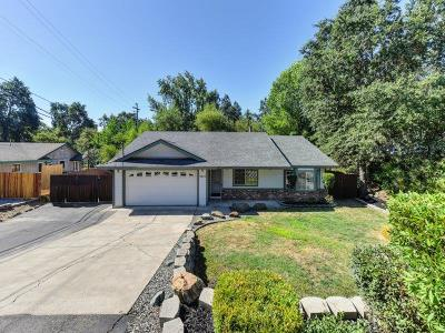 Cameron Park Single Family Home For Sale: 3616 Ravenwood Lane