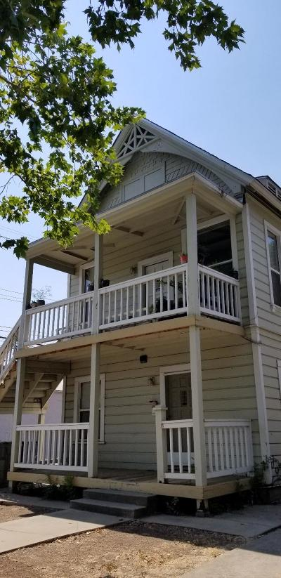 Sacramento County Multi Family Home For Sale: 1714 14th Street