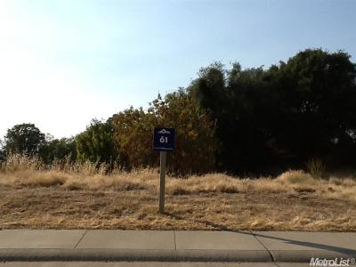 El Dorado Hills Residential Lots & Land For Sale: Capetanios Drive