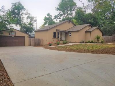 Fair Oaks Single Family Home For Sale: 4727 Star Road