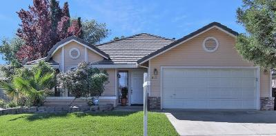 Galt Single Family Home For Sale: 842 Cedar Canyon Circle