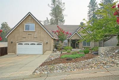 Diamond Springs Single Family Home For Sale: 1055 Diamante Robles Court
