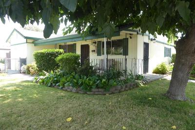 Yolo County Single Family Home For Sale: 1249 Burrows Street