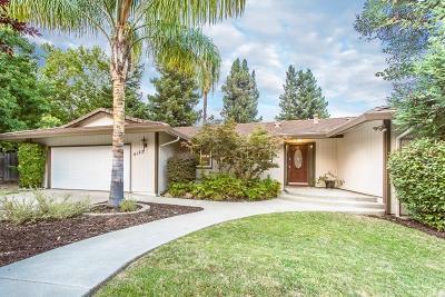 Fair Oaks CA Single Family Home For Sale: $550,000