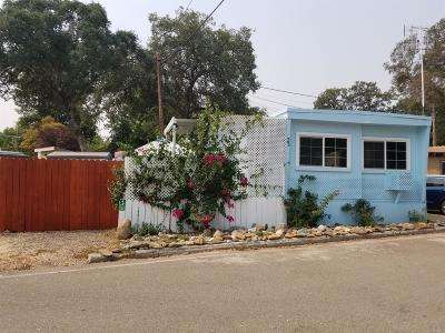 Granite Bay Mobile/Manufactured For Sale: 8880 Auburn Folsom Road
