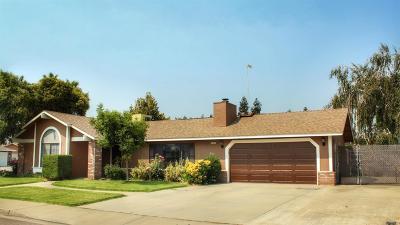 Turlock Single Family Home For Sale: 3107 Ethan Allen Lane