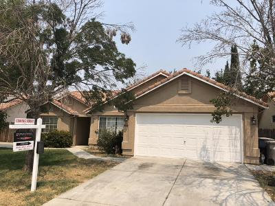 Los Banos CA Single Family Home For Sale: $328,888