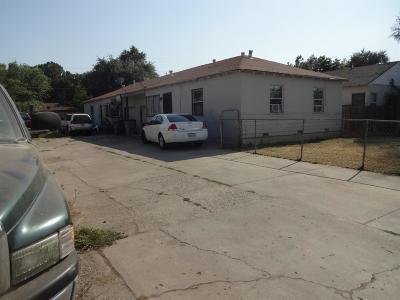Sacramento CA Multi Family Home For Sale: $320,000