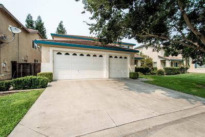 Stockton Single Family Home For Sale: 6552 Brook Hollow Circle