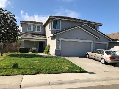 Elk Grove Single Family Home For Sale: 8808 Twinberry Way