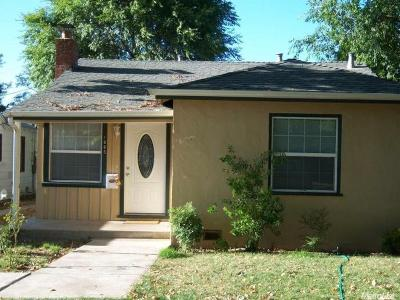 Sacramento Single Family Home For Sale: 1665 South Avenue