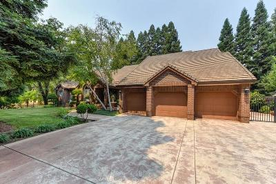 Fair Oaks Single Family Home For Sale: 8411 Manana Way