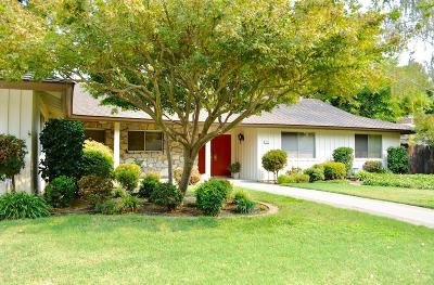 Single Family Home For Sale: 7315 Woodside Dr