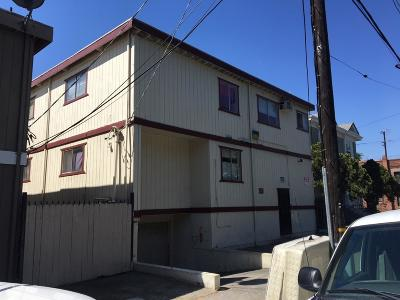 Stockton Multi Family Home For Sale: 330 East Poplar