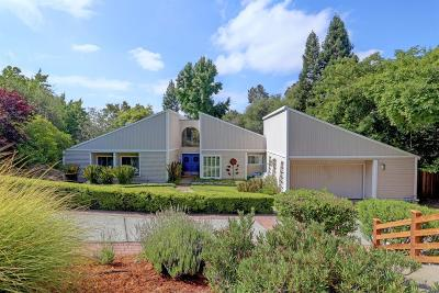 El Dorado Hills CA Single Family Home For Sale: $725,000