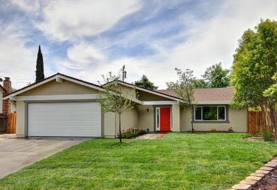 Sacramento Single Family Home For Sale: 5808 Esrig Way