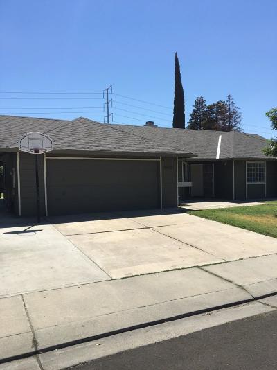 Ceres Single Family Home For Sale: 3402 Mullen Way