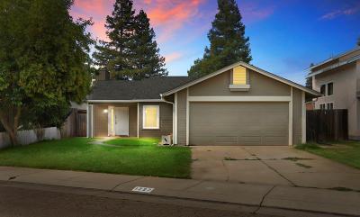 Lodi Single Family Home For Sale: 1727 Autumn Way