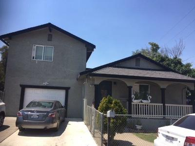 Stockton CA Single Family Home For Sale: $329,000