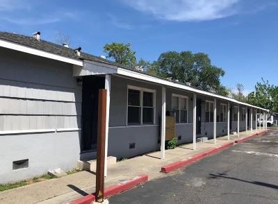 Sacramento Multi Family Home For Sale: 2740 Rio Linda Boulevard