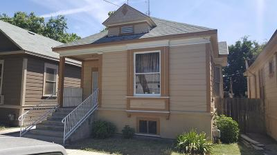 Stockton Multi Family Home For Sale: 336 North American Street