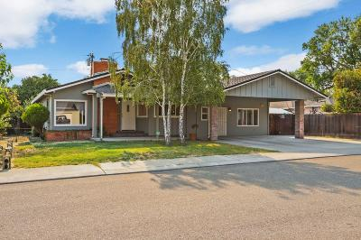 Tracy Single Family Home Active Rel. Clause: 1410 Coolidge Avenue