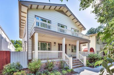 Sacramento Multi Family Home For Sale: 1317 G Street #1323