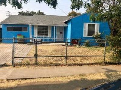Stockton Single Family Home For Sale: 1547 East Worth Street