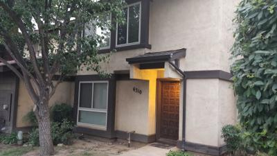 Citrus Heights Condo For Sale: 6310 Port Gibson Court