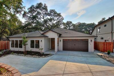 Fair Oaks CA Single Family Home For Sale: $669,000