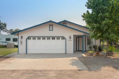 Escalon Single Family Home For Sale: 15500 Sexton Road