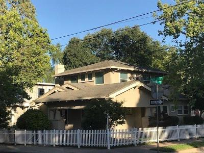Stockton Single Family Home For Sale: 844 West Park Street