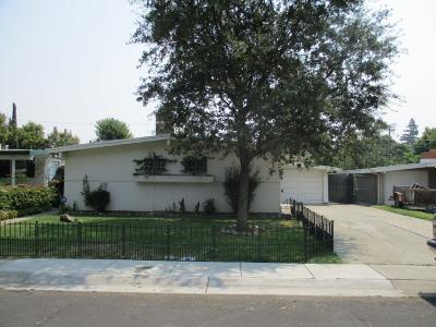 West Sacramento Single Family Home For Sale: 817 Todhunter Avenue