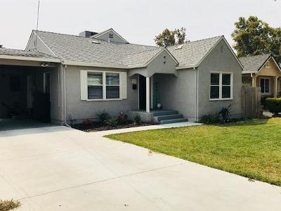 Tracy Single Family Home For Sale: 220 West Whittier Ave