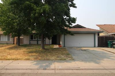 Single Family Home For Sale: 7115 Percival Way