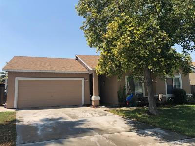 Los Banos CA Single Family Home For Sale: $280,000