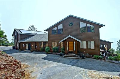 Foresthill Single Family Home For Sale: 6680 New Bath Road
