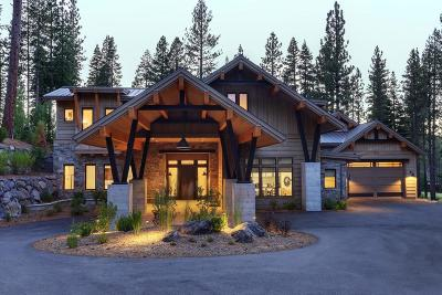 Truckee Single Family Home For Sale: 8107 Villandry Drive