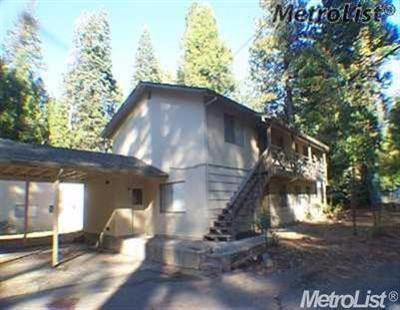 Pollock Pines Multi Family Home For Sale: 5829 Ritz Road