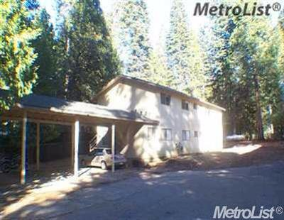 Pollock Pines Multi Family Home For Sale: 5830 Ritz Road