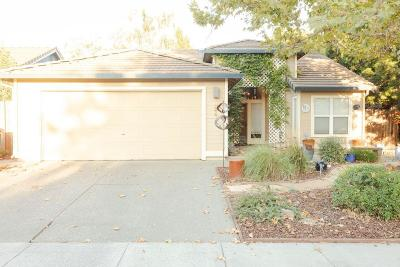 Davis Single Family Home For Sale: 824 La Coruno Street