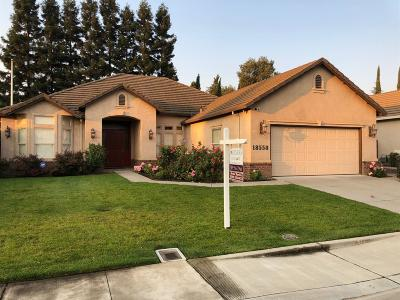 Linden Single Family Home For Sale: 18558 Laurin Drive