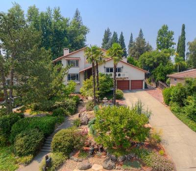 Fair Oaks CA Single Family Home For Sale: $699,000