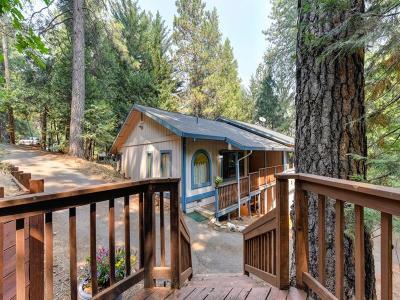 Colfax Single Family Home For Sale: 27935 Manzanita Trail