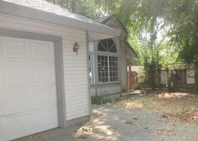 Citrus Heights Single Family Home For Sale: 7548 Sycamore Drive